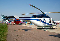 Helicopter-DataBase Photo ID:5804 ANSAT Kazan Helicopters  cn:418A01