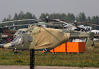 Helicopter-DataBase Photo ID:5809 ANSAT-U Russian Air Force