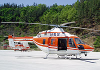Helicopter-DataBase Photo ID:5792 ANSAT Office of Forestry Aviation Service FP301 cn:410A02