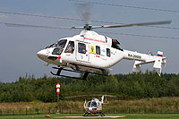 Helicopter-DataBase Photo ID:15608 ANSAT-GMSU Russian Helicopter Systems RA-20009 cn:33077