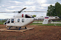 Helicopter-DataBase Photo ID:16292 ANSAT-GMSU Russian Helicopter Systems RA-20013 cn:33089