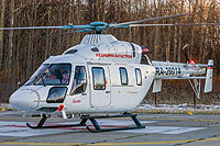 Helicopter-DataBase Photo ID:15581 ANSAT-GMSU Russian Helicopter Systems RA-20014 cn:33090