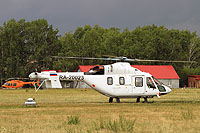 Helicopter-DataBase Photo ID:17282 ANSAT Omsk Civil Aviation Flight Training and Technical College RA-20023 cn:33097