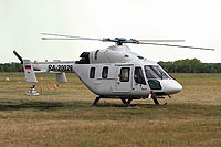 Helicopter-DataBase Photo ID:17284 ANSAT Omsk Civil Aviation Flight Training and Technical College RA-20029 cn:33109