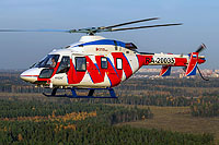 Helicopter-DataBase Photo ID:16232 ANSAT-GMSU Russian Helicopter Systems RA-20035 cn:33114