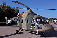 Helicopter-DataBase Photo ID:14819 ANSAT-U Russian Aerospace Force RF-13466 cn:33080