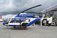 Helicopter-DataBase Photo ID:13038 ANSAT Russian Helicopters  cn:410A07