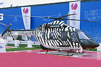 Helicopter-DataBase Photo ID:15576 ANSAT Russian Helicopters 905 black cn:030901