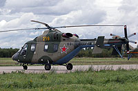 Helicopter-DataBase Photo ID:12883 ANSAT-U Russian Air Force RF-90633