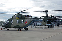 Helicopter-DataBase Photo ID:12880 ANSAT-U Russian Air Force RF-90634