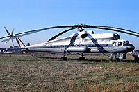 Helicopter-DataBase Photo ID:16946 Mi-10K Aeroflot (Soviet Airlines) CCCP-04125 cn:2268