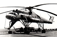 Helicopter-DataBase Photo ID:1181 Mi-10 Soviet Air Force