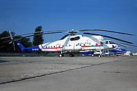 Helicopter-DataBase Photo ID:15320 Mi-10K Rostvertol RA-04121 cn:2163