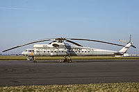 Helicopter-DataBase Photo ID:1244 Mi-10K Skytech International RA-04130 cn:2294