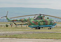Helicopter-DataBase Photo ID:4821 Mi-14PS Georgian Air Force 08 white