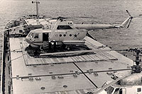 Helicopter-DataBase Photo ID:9760 Mi-14PS Soviet Navy 57 red cn:75100