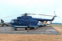 Helicopter-DataBase Photo ID:6193 Mi-14PL LUFTWAFFENMUSEUM Appen 95+01 cn:B4001