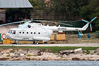 Helicopter-DataBase Photo ID:11932 Mi-14GP Airfreight Aviation Ltd. EX-08002 cn:74035