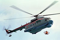 Helicopter-DataBase Photo ID:17553 Mi-14PS Russian Navy 03 red