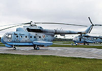 Helicopter-DataBase Photo ID:4648 Mi-14PL 2nd Air Wing of the Navy 1001 cn:A1001