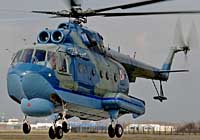 Helicopter-DataBase Photo ID:2477 Mi-14PL (upgrade by WZL-1) 29th Aviation Squadron of the Navy 1002 cn:A1002