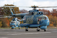 Helicopter-DataBase Photo ID:4540 Mi-14PL (upgrade by WZL-1) 29th Aviation Squadron of the Navy 1002 cn:A1002