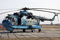 Helicopter-DataBase Photo ID:6551 Mi-14PL (upgrade by WZL-1) Air Group Darłowo of the 44th Base of Naval Aviation 1002 cn:A1002