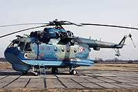 Helicopter-DataBase Photo ID:6552 Mi-14PL (upgrade by WZL-1) 29th Aviation Squadron of the Navy 1003 cn:A1003