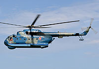 Helicopter-DataBase Photo ID:4635 Mi-14PL (upgrade by WZL-1) 29th Aviation Squadron of the Navy 1008 cn:A1008