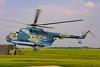 Helicopter-DataBase Photo ID:2468 Mi-14PL (upgrade by WZL-1) 29th Aviation Squadron of the Navy 1010 cn:A1010