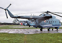 Helicopter-DataBase Photo ID:4649 Mi-14PL 2nd Air Wing of the Navy 1010 cn:A1010