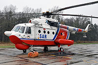 Helicopter-DataBase Photo ID:8670 Mi-14PL/R (upgrade by WZL-1) Air Group Darłowo of the 44th Base of Naval Aviation 1012 cn:A1012