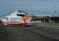 Helicopter-DataBase Photo ID:4597 Mi-14PS 40th ASW and SAR Squadron of the Navy 5137 cn:75137