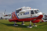 Helicopter-DataBase Photo ID:10247 Mi-14PS Air Force Museum 5137 cn:75137