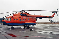 Helicopter-DataBase Photo ID:16954 Mi-14PZh Passat-Parallaks UR-BYE cn:74036