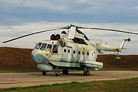 Helicopter-DataBase Photo ID:11936 Mi-14PL Ukrainian Navy 35 yellow cn:78494
