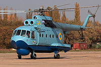 Helicopter-DataBase Photo ID:14115 Mi-14PLM Naval Forces of Ukraine 35 yellow cn:78494