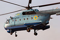 Helicopter-DataBase Photo ID:14119 Mi-14PLM Naval Forces of Ukraine 35 yellow cn:78494