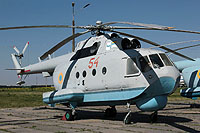 Helicopter-DataBase Photo ID:15381 Mi-14PL State Aviation Museum 54 red cn:61405