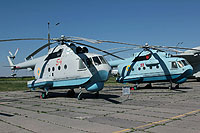 Helicopter-DataBase Photo ID:15382 Mi-14PL State Aviation Museum 54 red cn:61405