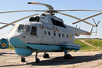 Helicopter-DataBase Photo ID:15383 Mi-14PL State Aviation Museum 54 red cn:61405