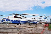 Helicopter-DataBase Photo ID:18093 Mi-17 unknown 4K-13410 cn:202M10