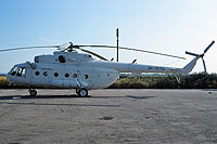 Helicopter-DataBase Photo ID:18282 Mi-17-1V unknown 4K-15113 cn:341M13