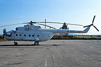 Helicopter-DataBase Photo ID:18279 Mi-17-1V unknown 4K-15315 cn:341M15