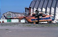 Helicopter-DataBase Photo ID:277 Mi-8MTV-1 unknown 4K-25110 cn:95726