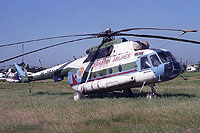 Helicopter-DataBase Photo ID:11973 Mi-8MTV-1 Azerbaijan Airlines 4K-25482 cn:95627