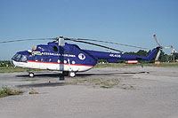 Helicopter-DataBase Photo ID:276 Mi-8MTV-1 Azerbaijan Airlines 4K-AZ6 cn:96109