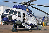 Helicopter-DataBase Photo ID:5424 Mi-171C SW Helicopter Services 4K-AZ73 cn:171C00031084210U