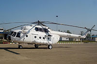 Helicopter-DataBase Photo ID:8635 Mi-17-1V State Border Service 20132