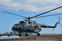 Helicopter-DataBase Photo ID:13365 Mi-17-1V State Border Service 20141